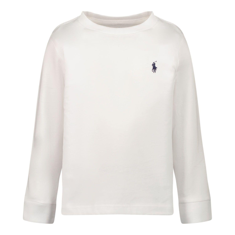 Bild von Ralph Lauren 843804 Baby-T-Shirt Weiß