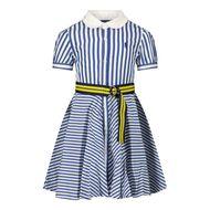 Afbeelding van Ralph Lauren 310833014 babyjurkje blauw