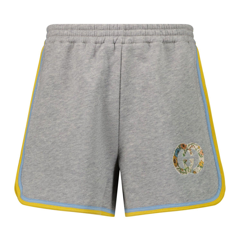 Afbeelding van Gucci 647283 kinder shorts licht grijs