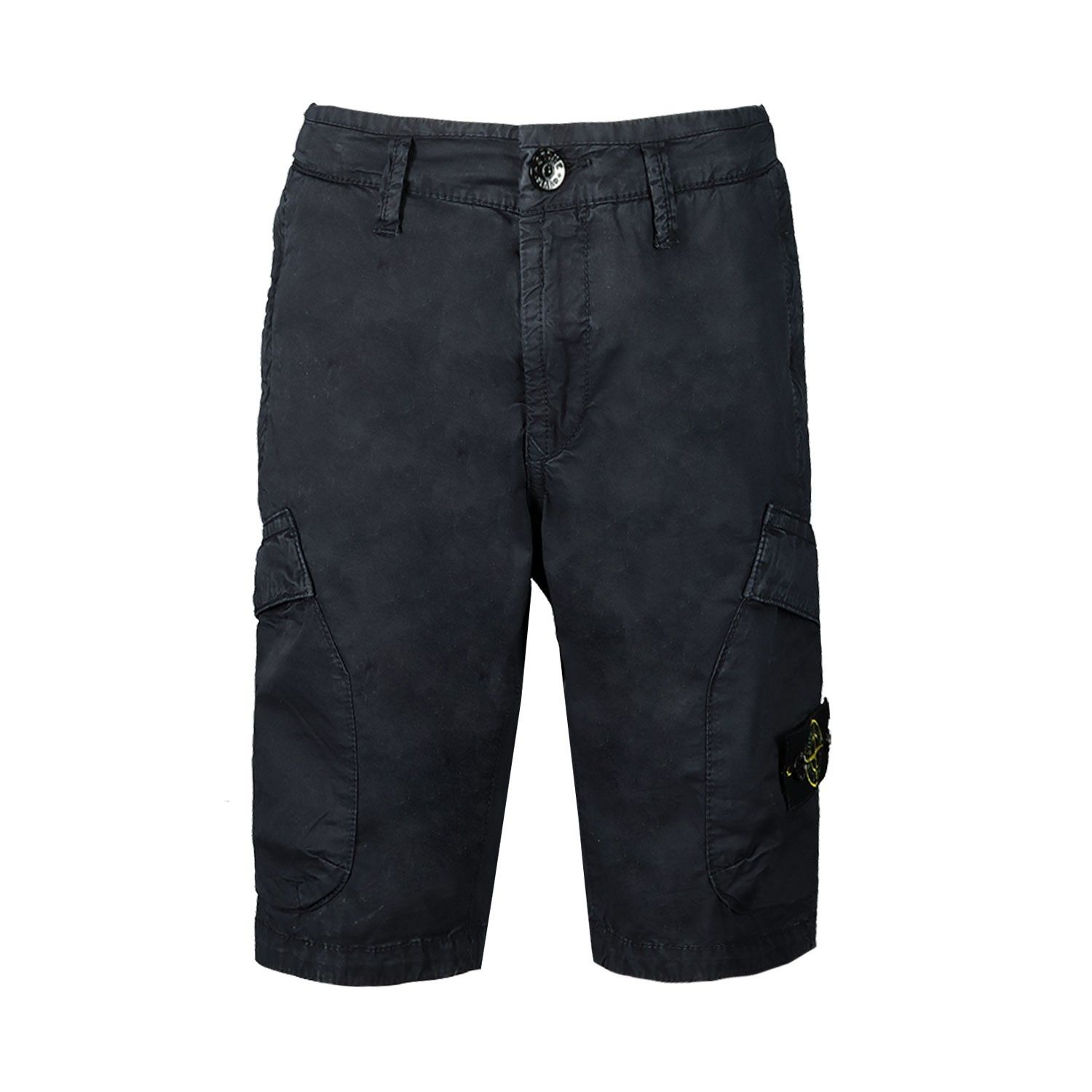 Picture of Stone Island 7216L0111 kids shorts navy