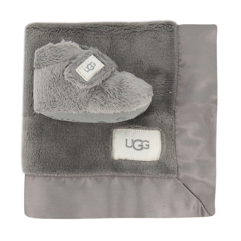 Afbeelding van Ugg 1094823I babyslofjes grijs