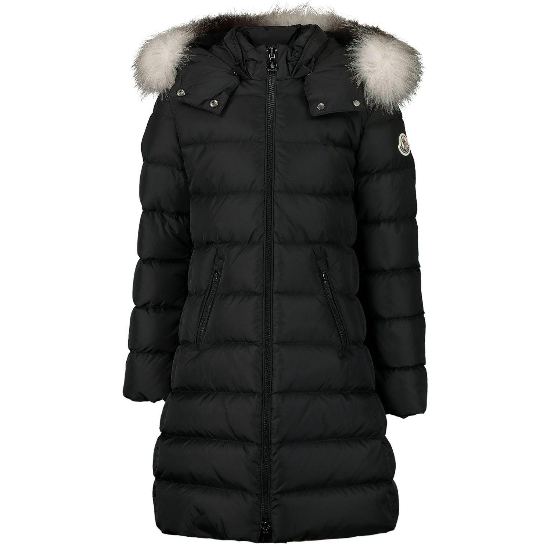 Picture of Moncler 1C52012 kids jacket black