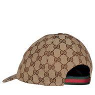 Bild von Gucci 481774 Kinder-Schirmmütze Beige
