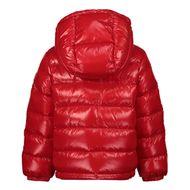 Bild von Moncler 4183605 Babyjacke Rot