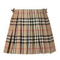 Picture of Burberry 8012122 baby skirt beige
