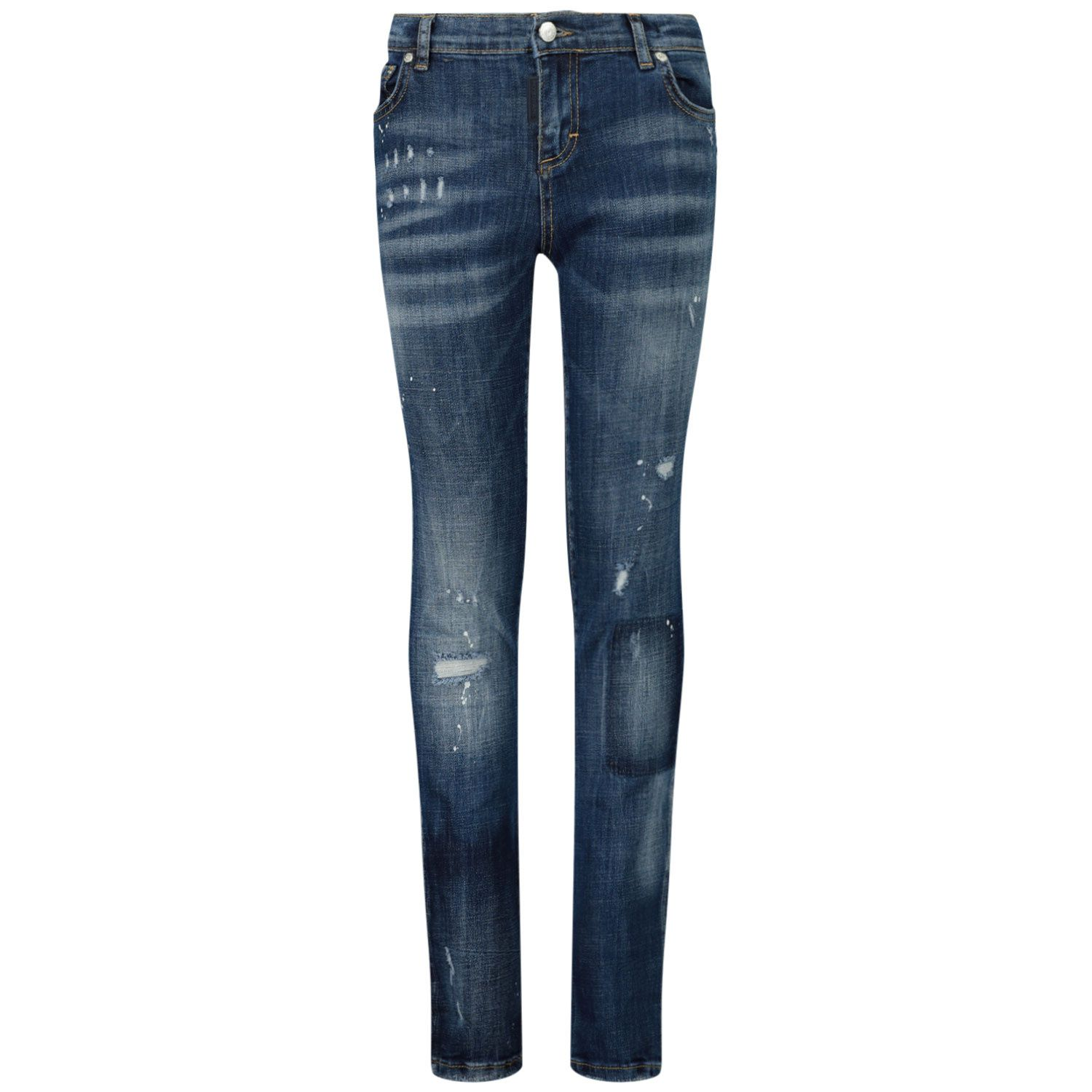 Picture of My Brand 3Y20003B0007 kids jeans jeans