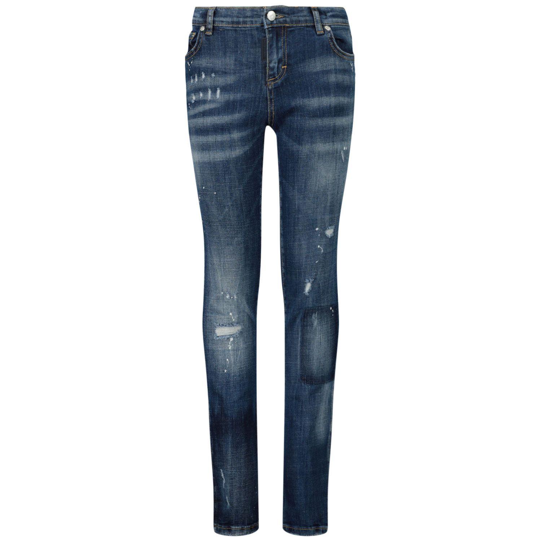 Bild von My Brand 3Y20003B0007 Kinderhose Jeans