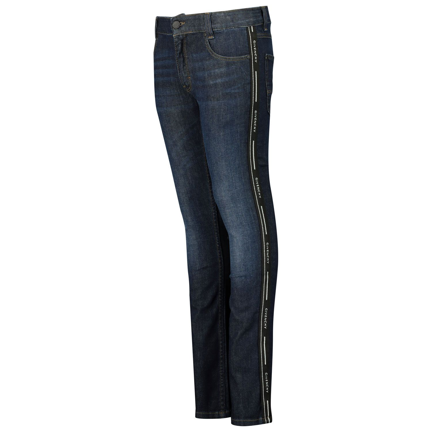 Picture of Givenchy H24097 kids jeans jeans