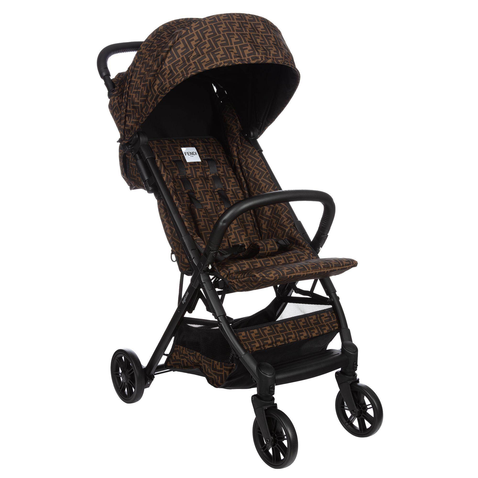 Picture of Fendi BUV020 baby accessory brown