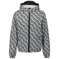 Picture of Moncler 1A73320 kids jacket white