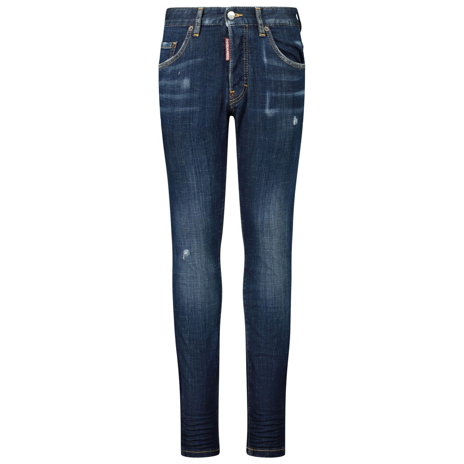 Picture of Dsquared2 DQ03LD D001V kids jeans jeans