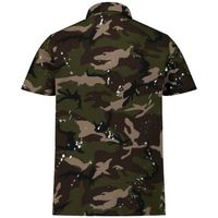 Picture of Ralph Lauren 818549 kids polo shirt army