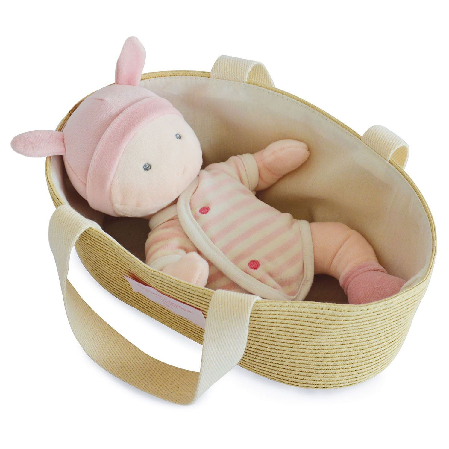 Picture of Doudou et Compagnie DC3624 baby accessory light pink