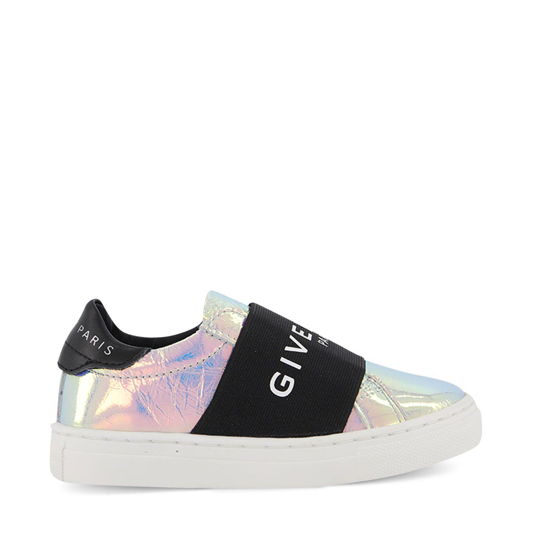 Afbeelding van Givenchy H09023 kinderschoenen parelmoer
