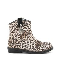 Picture of MonnaLisa 834003 kids boots black