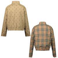 Picture of Burberry 8036605 kids jacket beige