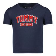 Bild von Tommy Hilfiger KN0KN01272 Baby-T-Shirt Marine
