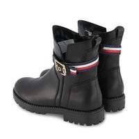 Picture of Tommy Hilfiger 30861 kids boots black