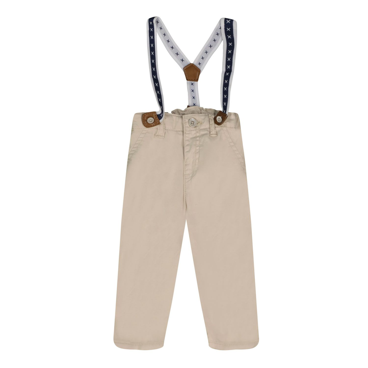 Picture of Mayoral 2520 baby pants beige