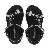 Picture of Dsquared2 66970 kids sandals black