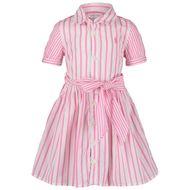 Bild von Ralph Lauren 736026B Babykleid Pink