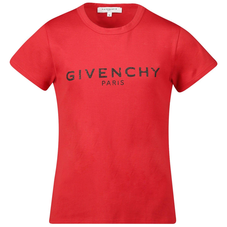 Bild von Givenchy H15H87 Kindershirt Rot