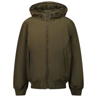 Picture of Woolrich CFWKOU0211 kids jacket army