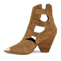 Picture of Lola Cruz 294T30BK womens boots camel
