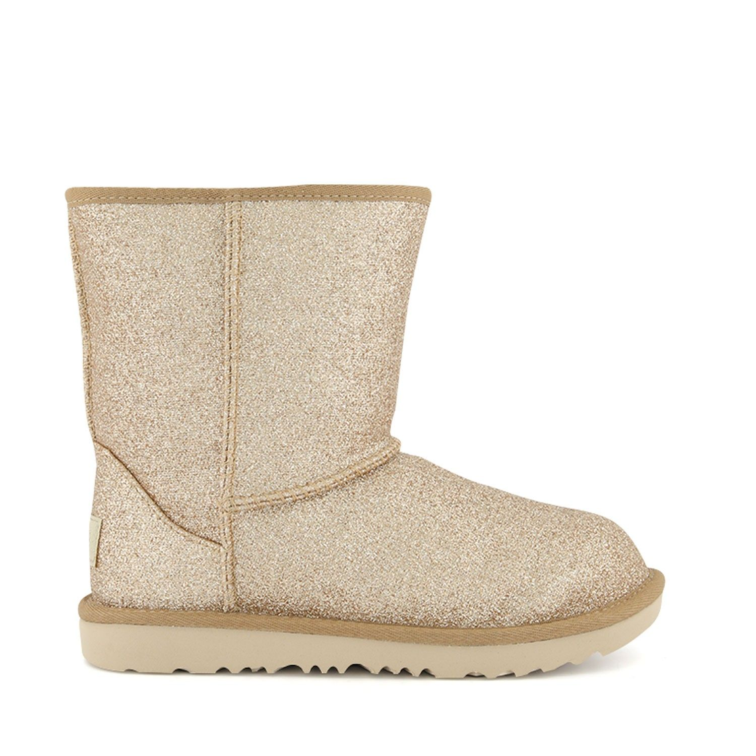 Picture of UGG 1111852K kids boots gold