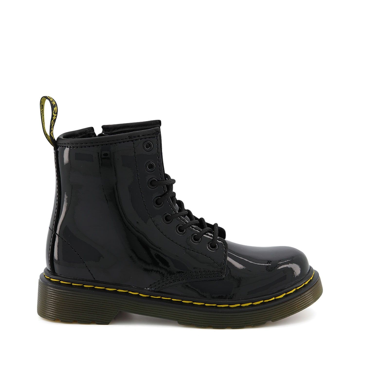 Picture of Dr. Martens 15382003 kids boots black