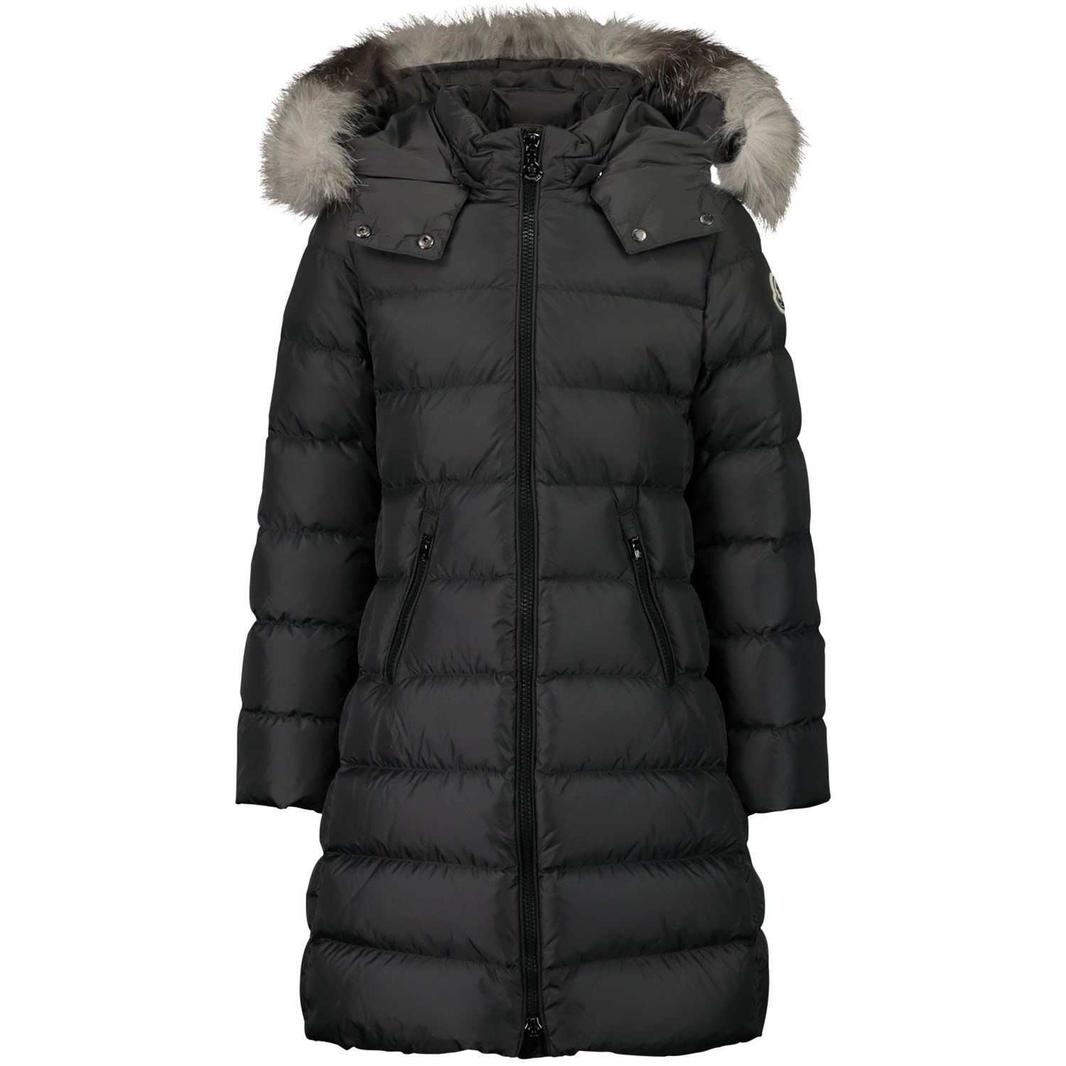 Picture of Moncler 1C52012 kids jacket anthracite
