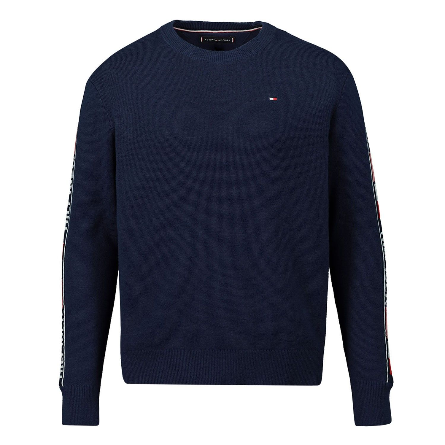 Picture of Tommy Hilfiger KB0KB05196B baby sweater navy