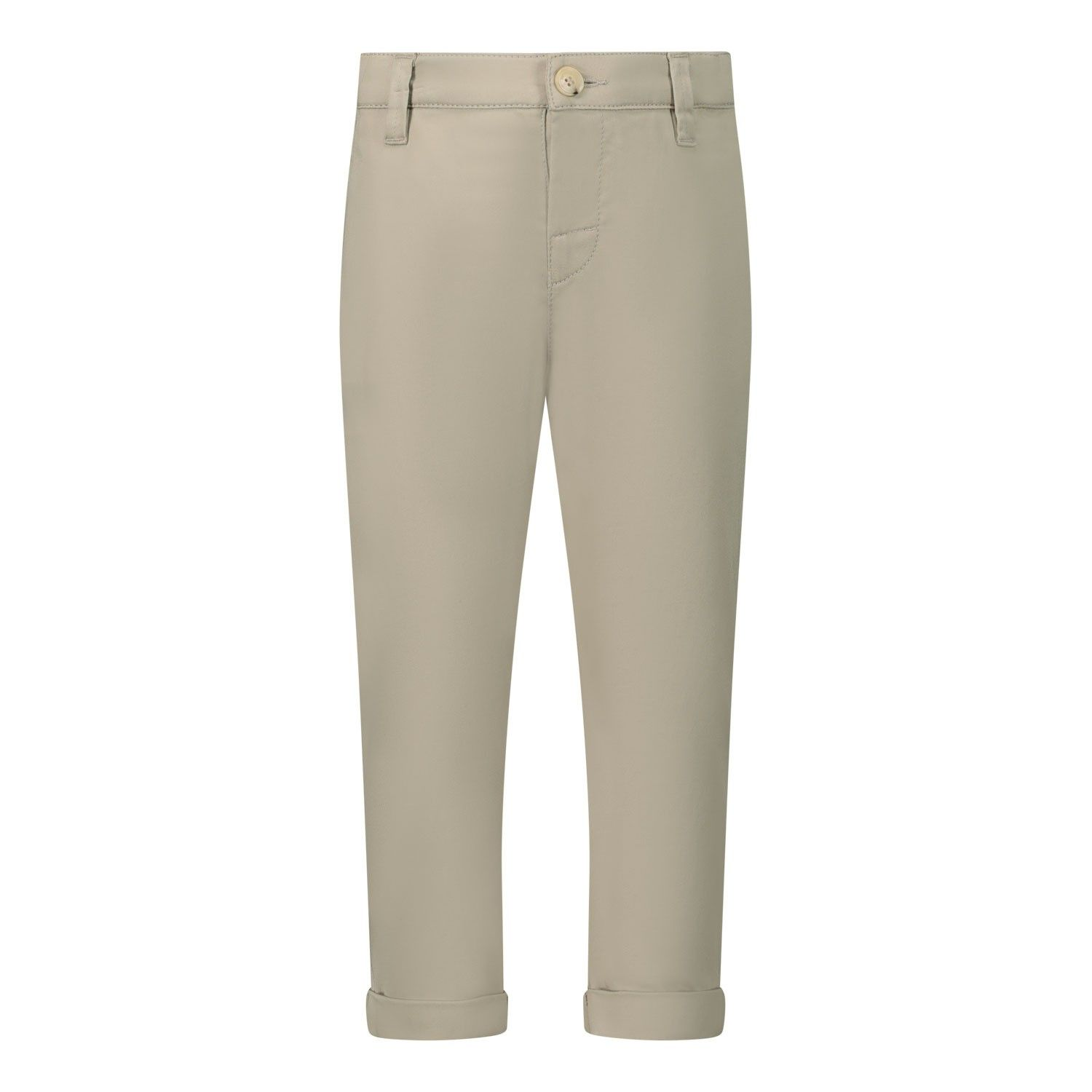 Picture of Armani 3HHP07 baby pants beige
