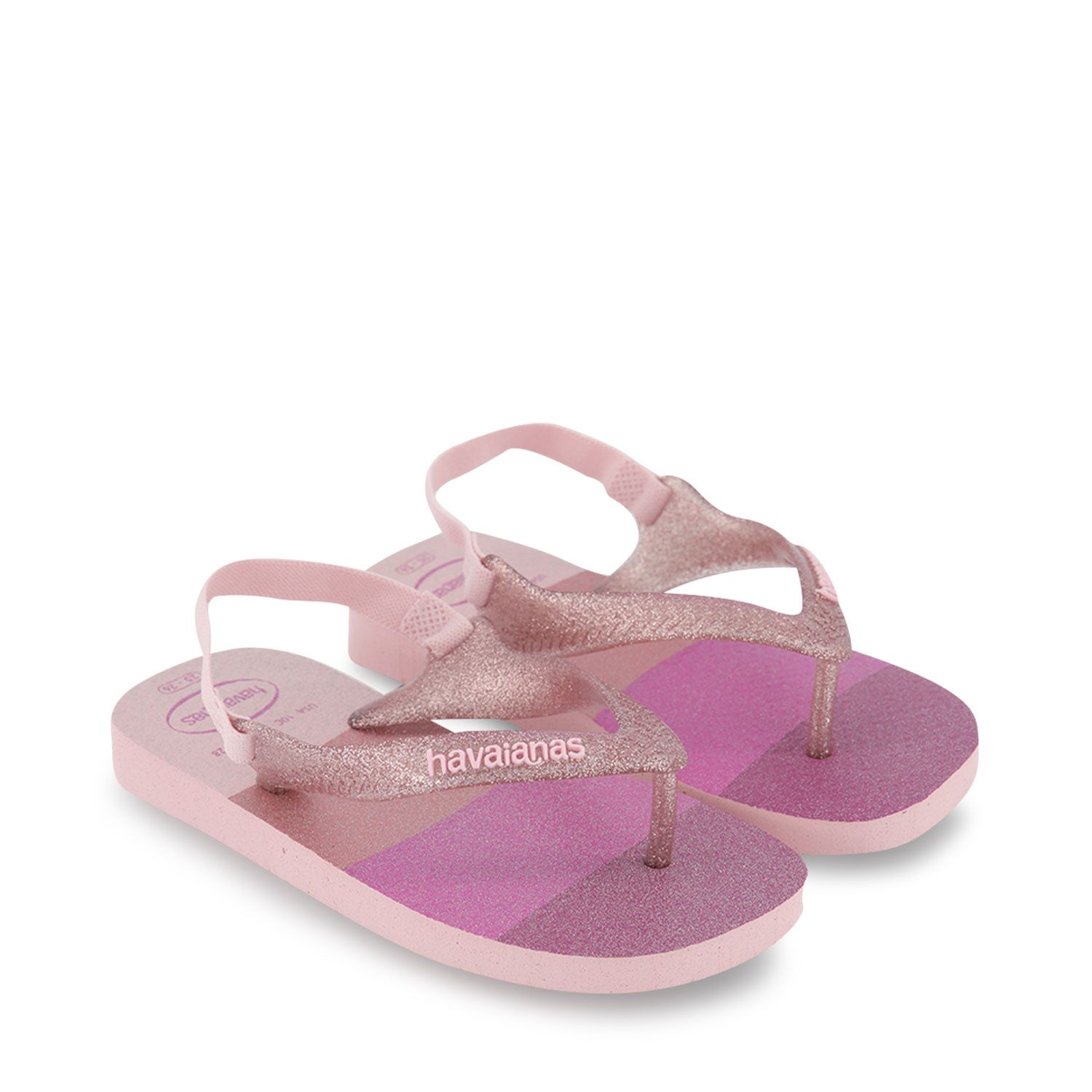 Picture of Havaianas 4145753 kids flipflops lilac