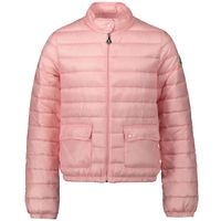 Picture of Moncler 1A12810 kids jacket pink