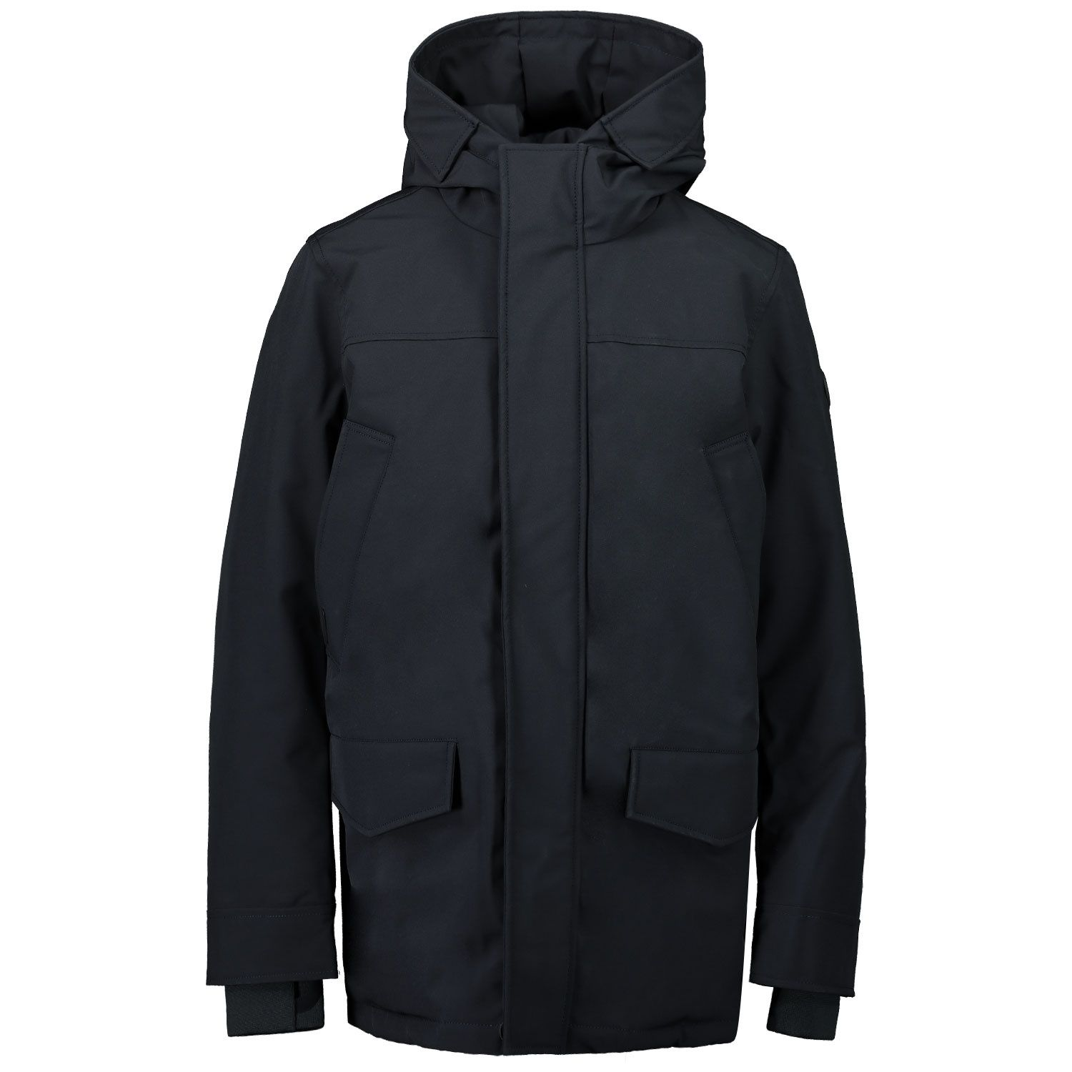 Picture of Airforce FRB0393 kids jacket navy