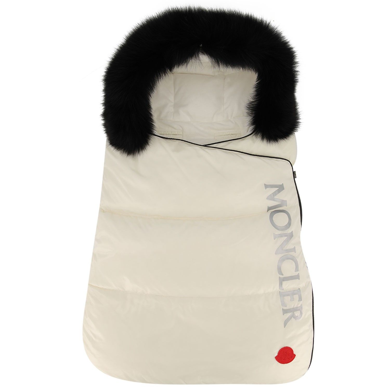 Afbeelding van Moncler 80025 babyaccessoire off white