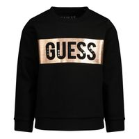 Picture of Guess K0BQ01/K82T0B baby sweater black