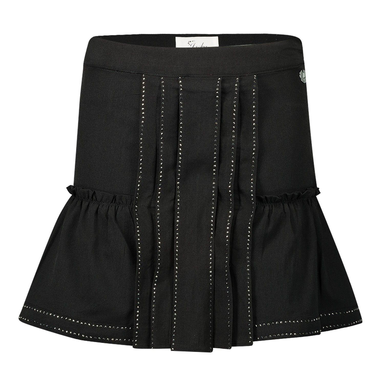 Picture of Jacky Girls JFPGFW19109 kids skirt black