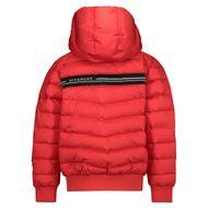 Afbeelding van Givenchy H26061 kinderjas rood