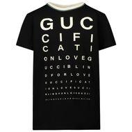 Bild von Gucci 616998 Kindershirt Schwarz