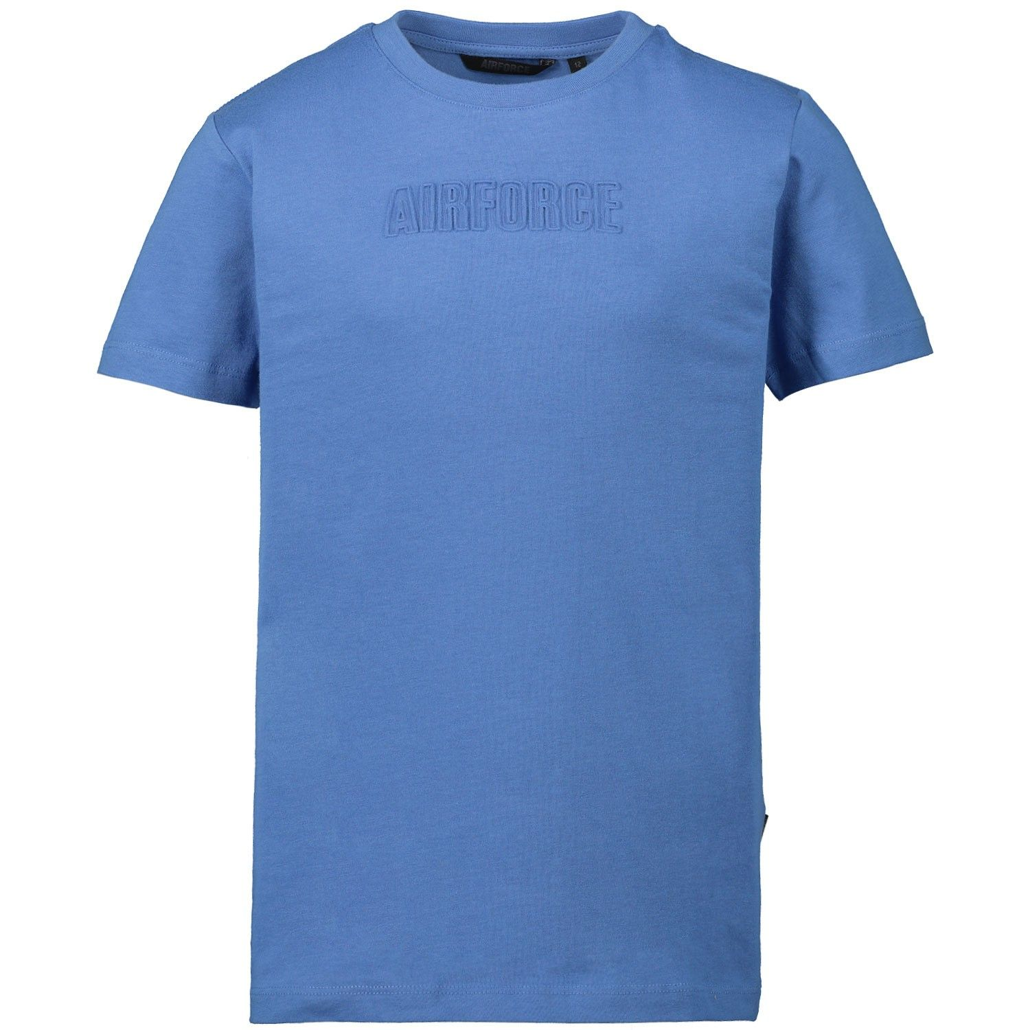 Picture of Airforce TBB0747 kids t-shirt blue