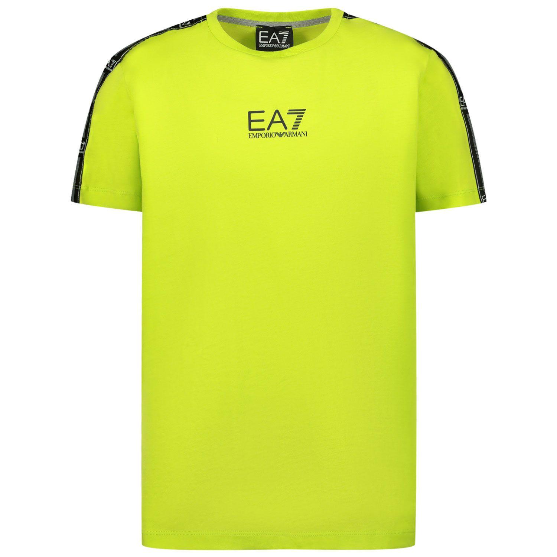 Bild von EA7 3KBT55 Kindershirt Neongrün