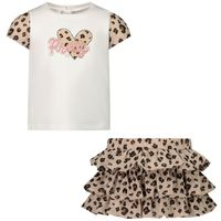 Picture of Liu Jo HA1054 baby set panther