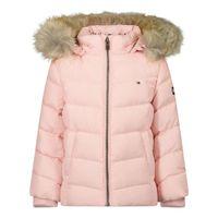 Picture of Tommy Hilfiger KG0KG05980 B baby coat light pink