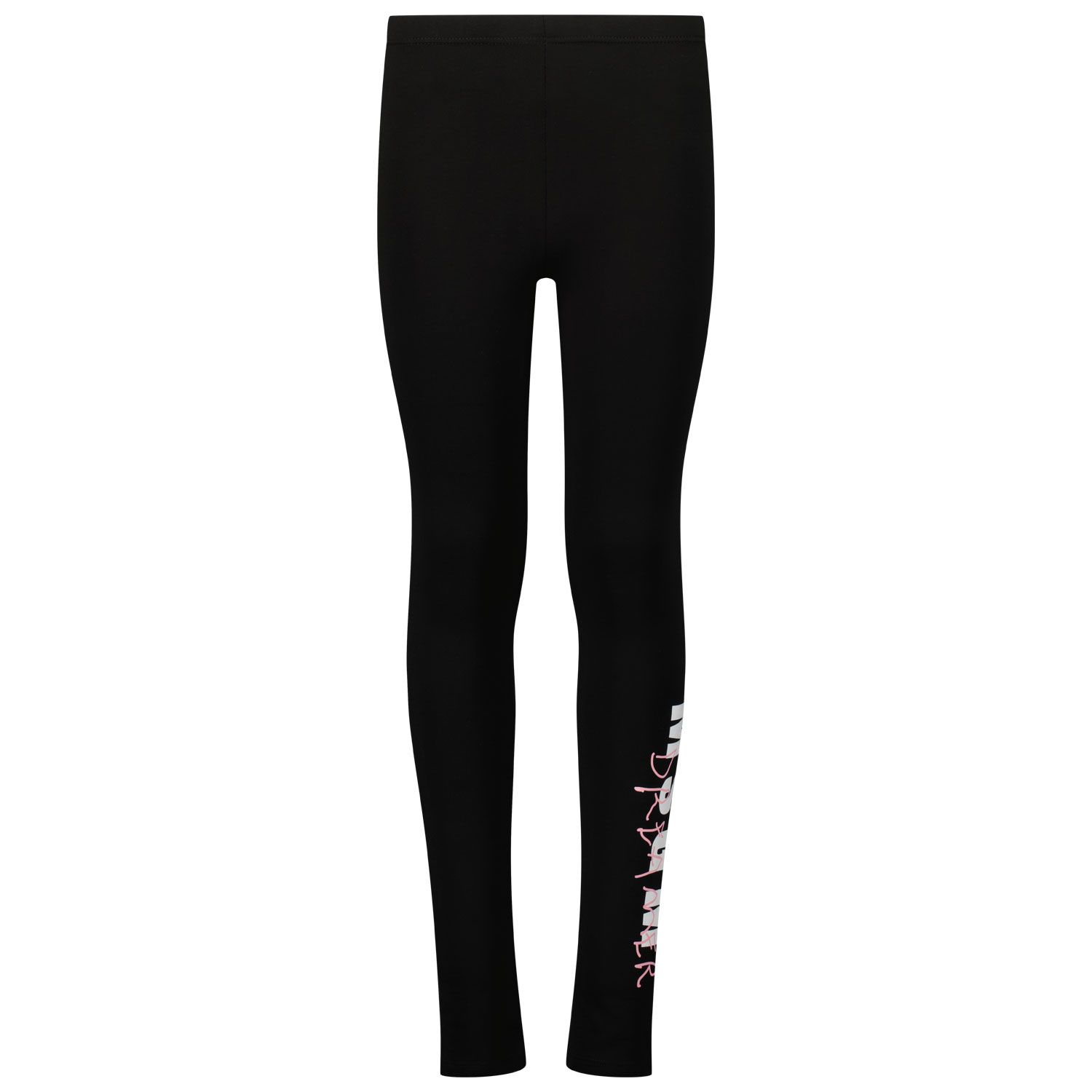 Picture of MSGM 27811 kids tights black