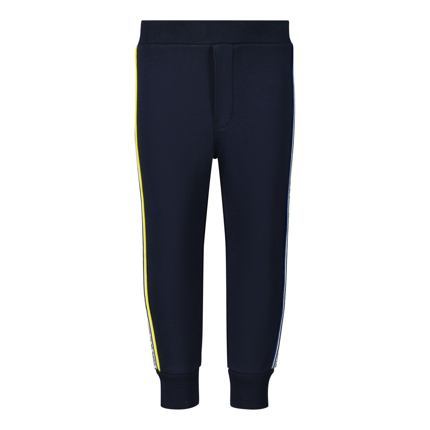 Picture of Boss J04365 baby pants navy