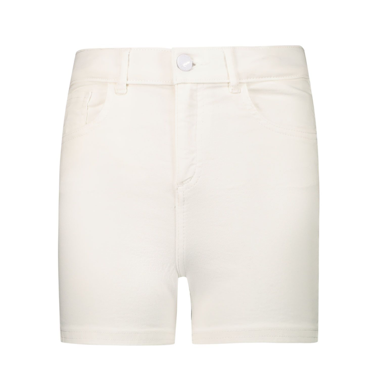 Afbeelding van Guess J1RD05 kinder shorts wit