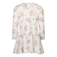 Picture of MonnaLisa 318901 baby dress ecru