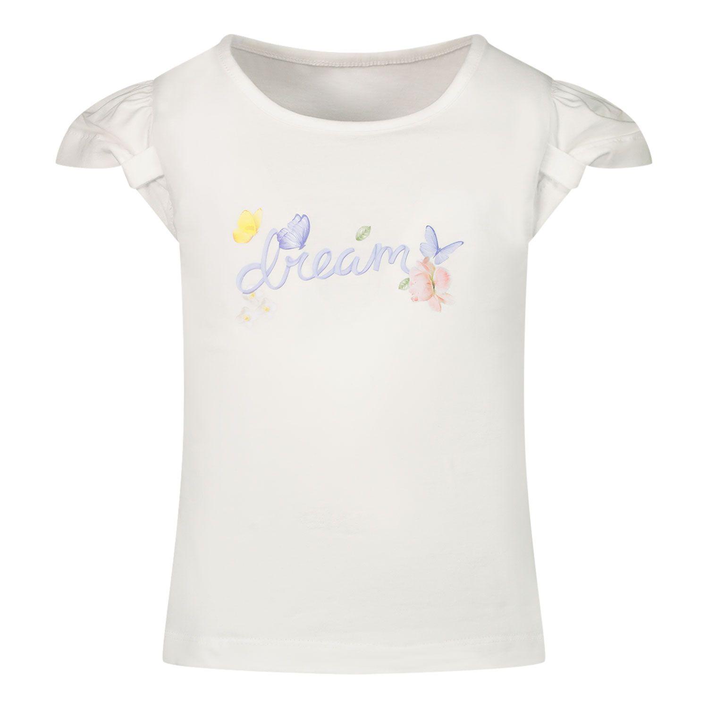 Bild von Lapin 211E2329 Baby-T-Shirt Weiß